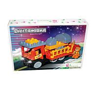 Міні конструктор Вантажівка 35 детал. 13888/16