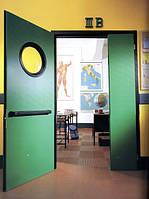 Противопожарные двери остекленные до 25 процентов