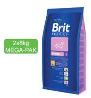 Корм для щенков и молодых собак мелких пород BRIT Premium «Junior S» 3 кг