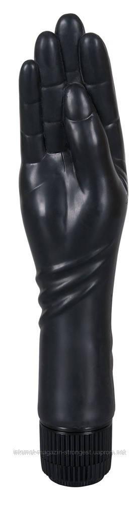 Вибратор Черная рука