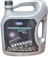 Моторное синтетическое масло FORD Formula S 5W-40 5л