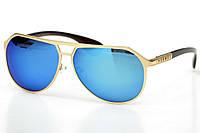 Мужские брендовые очки Hermes с поляризацией 8807bg SKL26-146395
