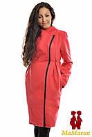 Пальто демисезонное классическое 3в1: беременность, слингоношение, обычное пальто