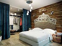 Кровать Кристал в современном интерьере