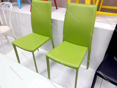 Стілець обідній AF0897ADC Accord, зелений, фото 2