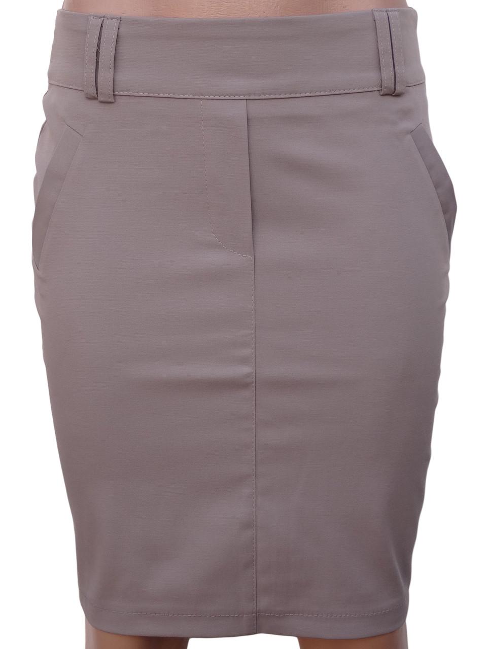 Классическая женская юбка 40р