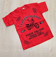 """Детские футболки (р.р. 4-8 лет) Турция, от 5 шт. """"MK-811"""""""