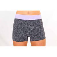 Женские короткие шорты для занятий в тренажерном зале Zelart (CO-08260-5)