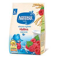 Молочная каша Nestle Рисовая Малина с 6 месяцев, 230 г 12188923 ТМ: Nestle