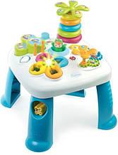 Стол развивающий для деток Cotoons Smoby 211169
