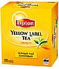 Чай Lipton Yellow Label (в пакетиках) 100х2 г.