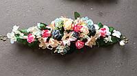 Украшения на свадебный стол
