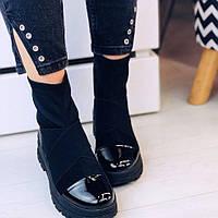 Модные молодежные деми ботинки