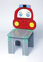 Стул детский Пожарная машинка (110)