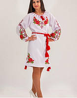 Вышивка для плаття