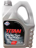 Моторное масло TITAN SUPERSYN Longlife Plus 0W-30 4л