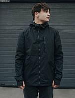 Куртка Staff snou black. [Размеры в наличии: XS,S,M,L,XL]