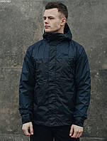 Куртка Staff ter navy & black. [Размеры в наличии: XS,S,M,L,XL]
