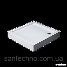 Поддон акриловый квадратный Dusel D-102 900*900*135