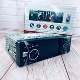 "Автомагнитола с экраном 1din Pioneer 4""дюйма Блютуз \ USB \ micro SD, фото 3"