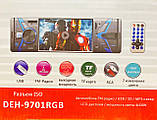 "Автомагнітола з екраном 1din Pioneer 4""дюйма Блютуз \ USB \ micro SD, фото 7"