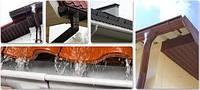 Водосточные системы, установка, сборка, монтаж водостока.
