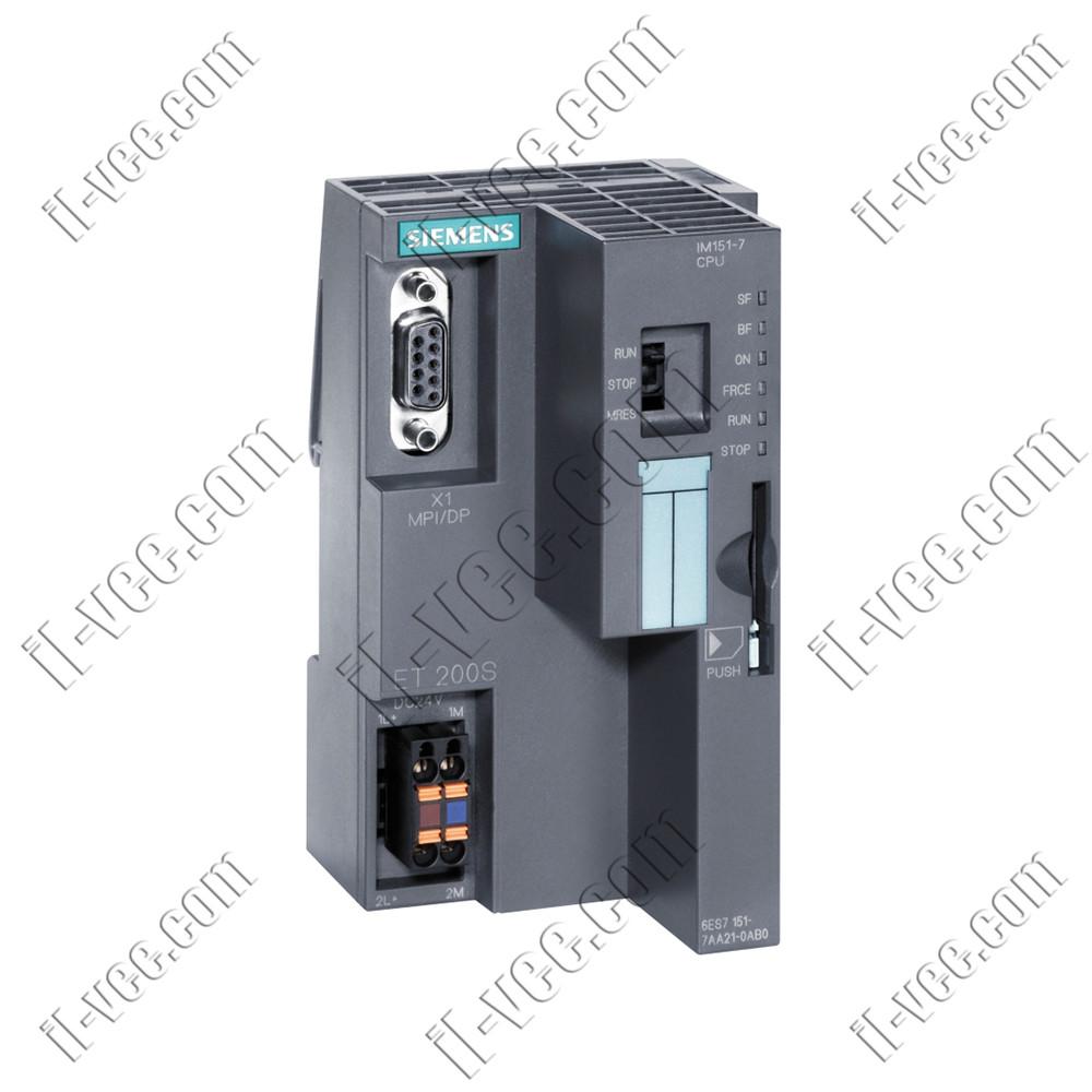 Интерфейсный модуль IM151-7 CPU Siemens 6ES7 151-7AA21-0AB0
