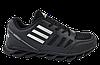 Мужские кроссовки ADIDAS. Кроссовки adidas черные.