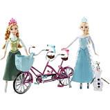 Анна и Эльза на музыкальном велосипеде от Маттел, фото 5