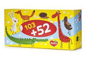 "Серветки косметичні ""Ruta""Kids пенал 2ш 155шт.."