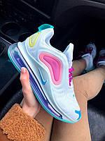 Женские кроссовки в стиле Nike Air Max 720 Colors
