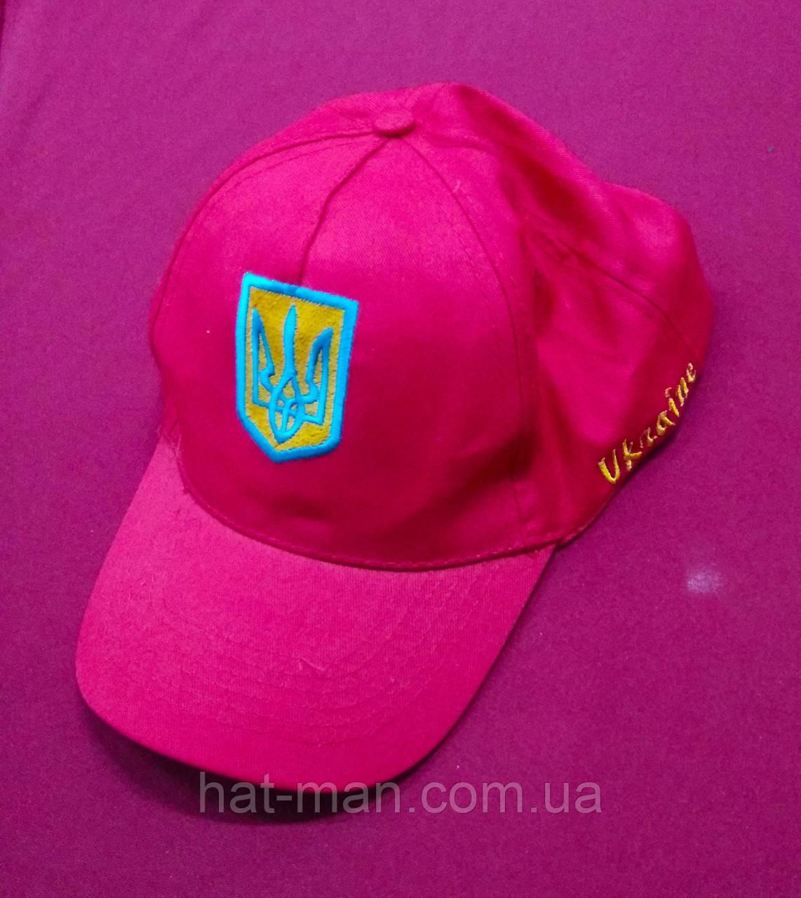 Блайзер Тризуб Ukraine, червоний