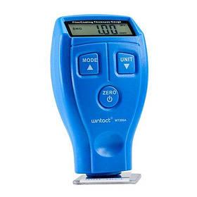 Прибор для измерения толщины краски Fe/nFe, 0-1800мкм  WINTACT WT200A