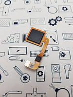 Сканер отпечатка пальца Xiaomi Redmi note 4x черный Сервисный оригинал с разборки