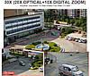 Наружная уличная Ip камера Boavision 30X 1080P P2P 2m поворотная Black, фото 4