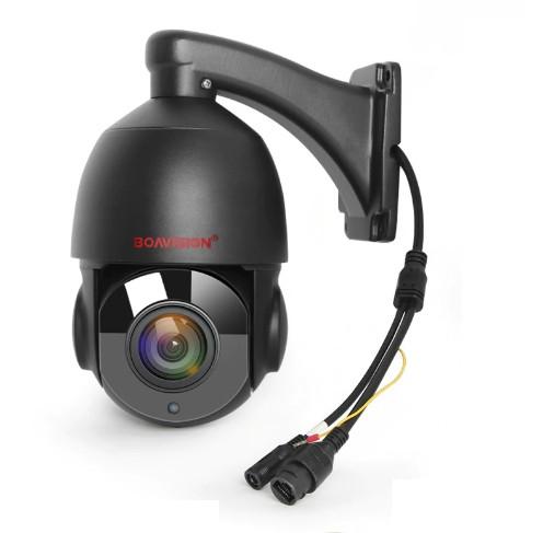 Зовнішня вулична Ip камера Boavision 30X 1080P P2P 2m поворотна Black