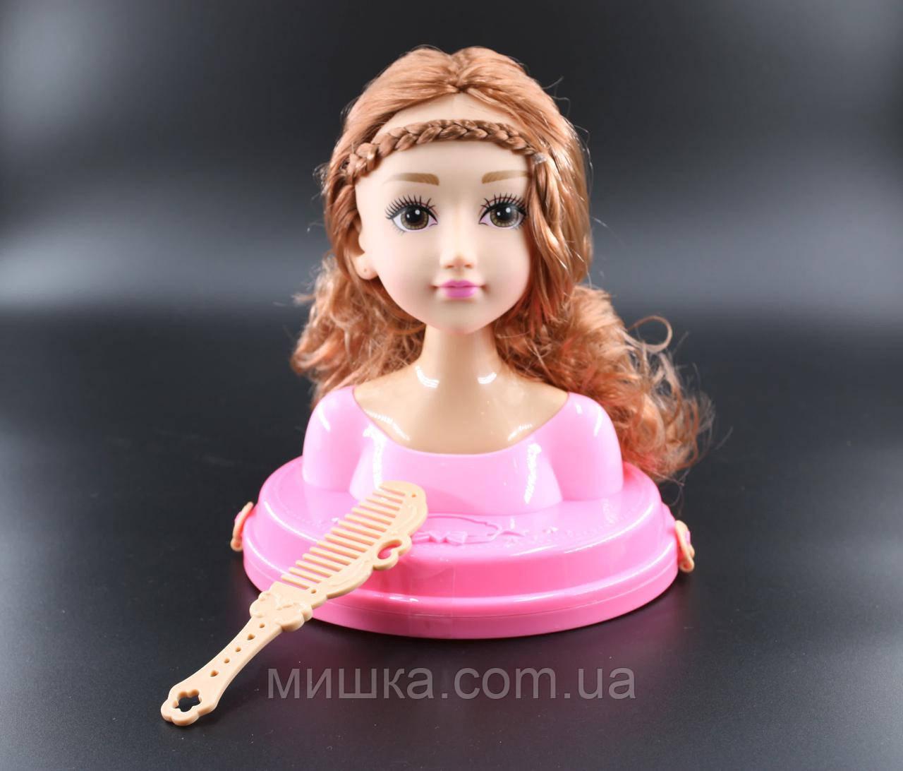 Дитячий манекен-лялька для створення зачісок і макіяжу В371-1