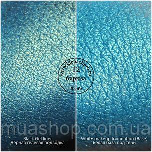 Пигмент для макияжа KLEPACH.PRO -12- Бирюза (пыль), фото 2