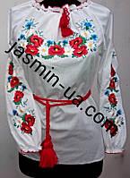 Украинская национальная вышиванка, фото 1