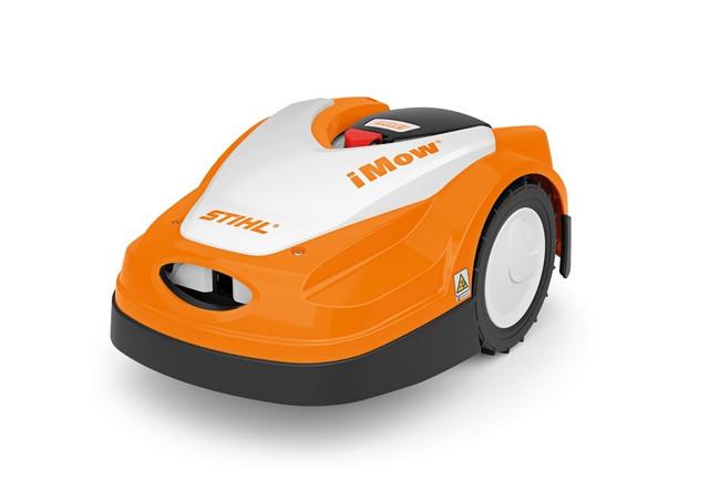 Акумуляторні газонокосарки-робот iMow