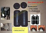 Підсилювачі пружин Air Spring пневмоподушки пневмобалоны посилені Great Wall Hover, Geely MK, Ssang Yong Kyron, фото 8