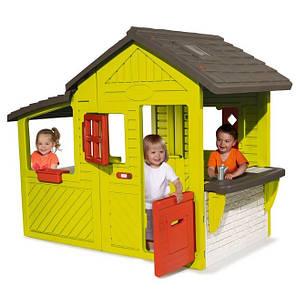 Игровой домик со звонком Neo Floralie Smoby 310300, фото 2
