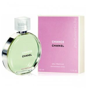 Туалетная вода женская Chanel Chance Eau Fraiche, 100 мл МЯТАЯ УПАКОВКА
