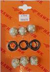 Комплект клапанов NHD 200 NHD 200-C NHD 200-F (1.905-617.0)
