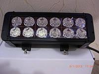 Дополнительные  фары дальнего света LED D10120 A spot - для джипа., фото 1