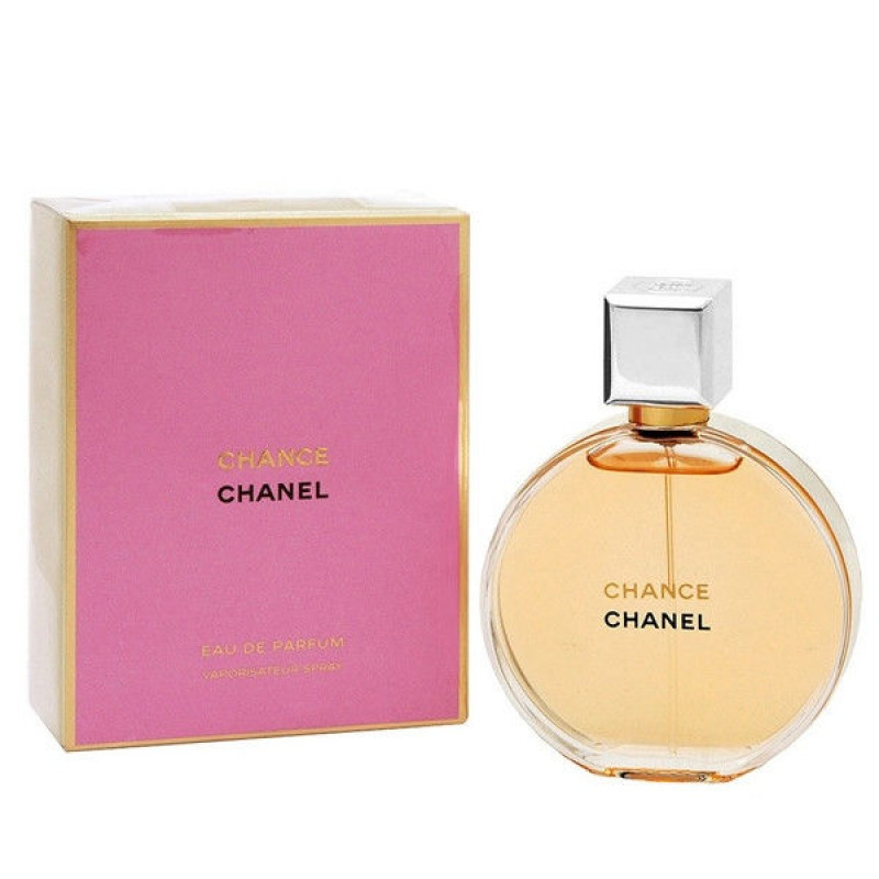 Парфумерна вода для жінок Chanel Chance, 100 мл ПОМ'ЯТА УПАКОВКА