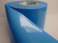 Фольга переводная матовая, голубая  (5см.*1м.)