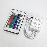 Контроллер RGB 6A ИК 24кн №21, фото 1