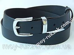 Ремень мужской кожаный CUCCI, ширина 30 мм. 930432