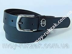 Ремень мужской кожаный CUCCI, ширина 30 мм. 930433
